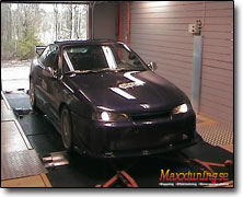 Chipptrimning Opel Calibra 16v Turbo - Orginal ECU