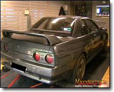 Mappning Nissan RB26 (2600cc) Apexi Power Fc, , Bensin 95/98
