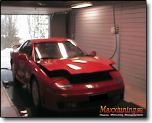 Mappning Mitsubishi 3000 GT - Apexi AFC